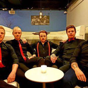 Interview w/ Prospect members, Kenneth Lyng Myrslo, Odd Peder Hoem and Andreas Bye Pedersen