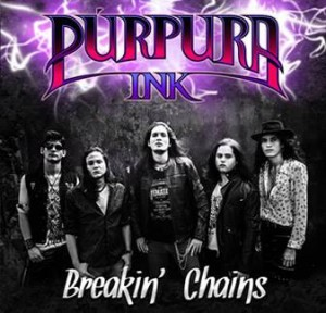 Purpura Ink CD cover