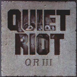 QR III CD cover