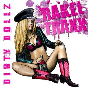 Rakel Traxx CD cover