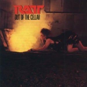 Ratt CD cover