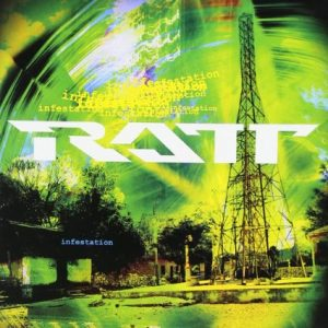 Ratt Infestation CD cover