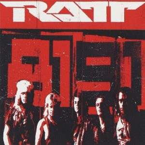 Ratt Ratt & Roll CD cover