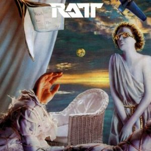 Ratt Reach For The Sky CD cover