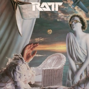 Ratt Reach cover