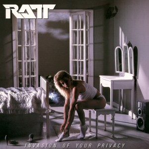 Ratt invasion cover