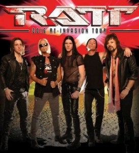 Ratt photo