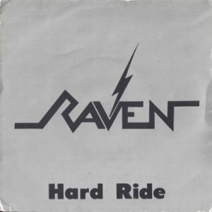 Raven frontman John Gallagher discusses the history of the band's logo