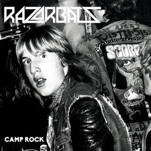 Story behind cover of Razorbats' 'Camp Rock' album