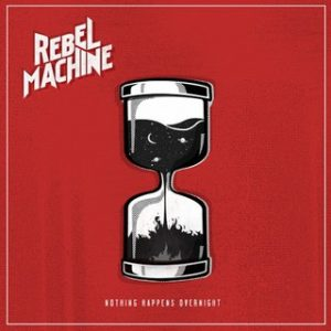 Rebel Machine album cover