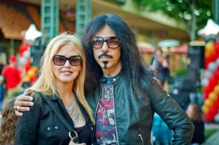 Frankie Banali's wife Regina criticizes Quiet Riot's post ...