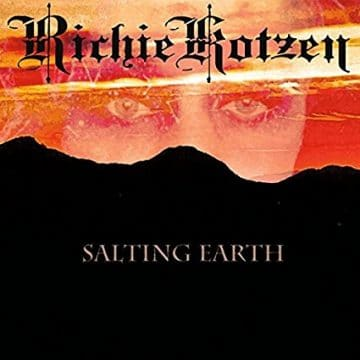 Image result for Richie Kotzen: Salting Earth
