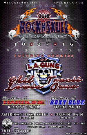 Rock N Skull poster 2