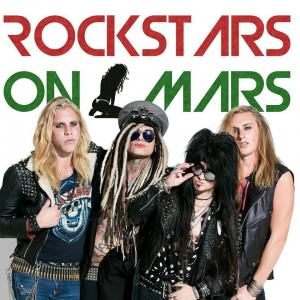 Rockstars On Mars group photo