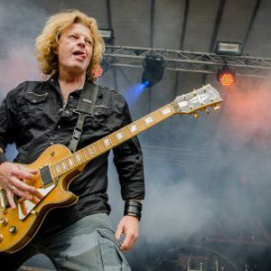 Interview with Masterplan and ex-Helloween guitarist Roland Grapow