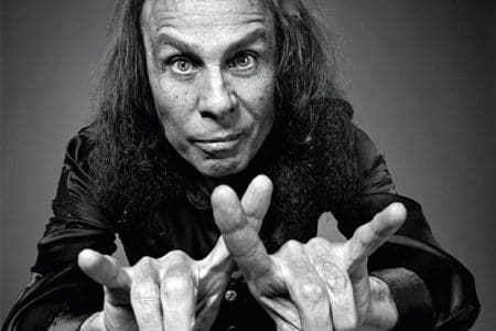 Ronnie James Dio photo