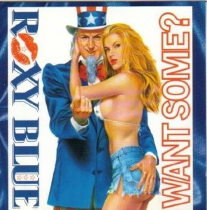 Roxy Blue CD cover 1