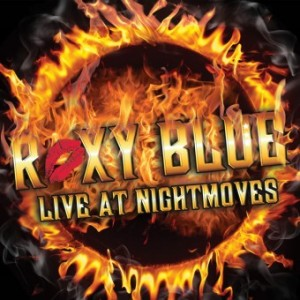 Roxy Blue Live At Nightmoves CD cover