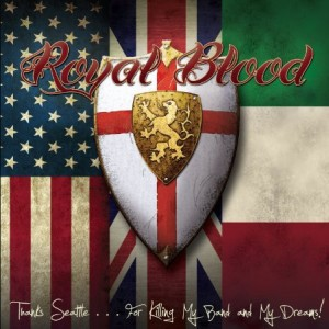 Royal Blood CD Cover