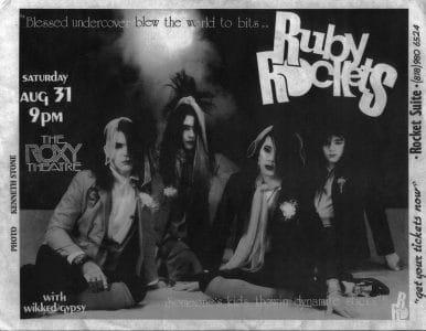 Ruby Rockets photo