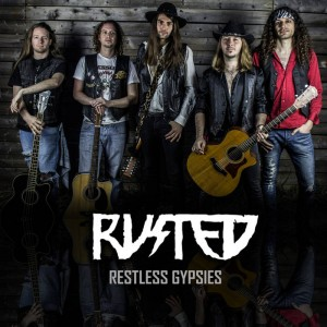 Rusted - Restless Gypsies CD cover