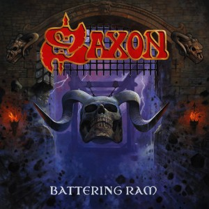 Saxon CD cover