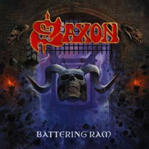 Saxon CD cover