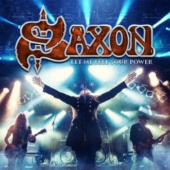 Saxon album cover