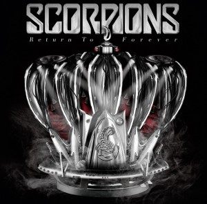 Scorpions CD cover 2
