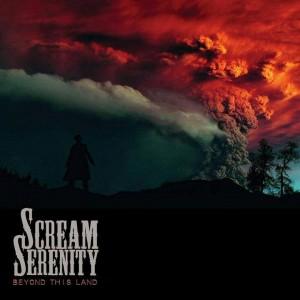 Scream Serenity CD cover