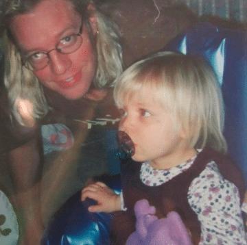 Deceased Warrant frontman Jani Lane's daughter Maddi Lane