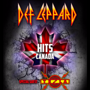 Def Leppard with opener Tesla live at Canadian Tire Centre in Ottawa, ON, Canada Concert Review