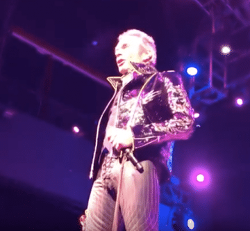 Video Footage And Setlist For David Lee Roth S Opening Night Of Las Vegas Residency Sleaze Roxx