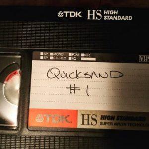 "Sebastian Bach sitting on ultra rare alternative version of ""Quicksand Jesus"" video"