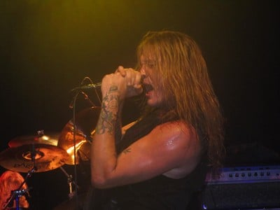 Sebastian Bach photo