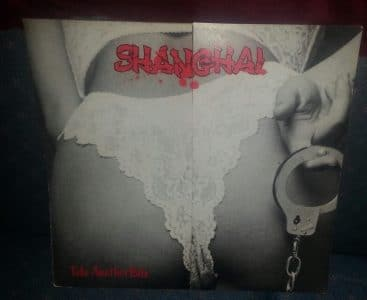 Shanghai CD cover