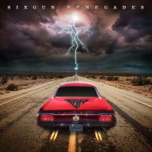 Sixgun Renegades – 'Sixgun Renegades' (January 26, 2018)