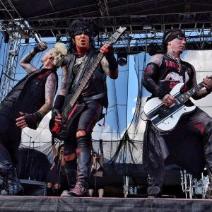 """Sixx:A.M. release lyric video for title track """"Prayers For The Damned"""""""