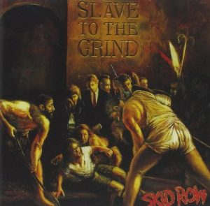 Skid Row CD cover