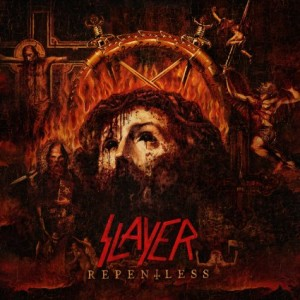 Slayer CD cover