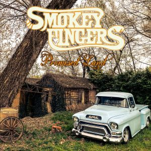 Smokey Fingers CD cover