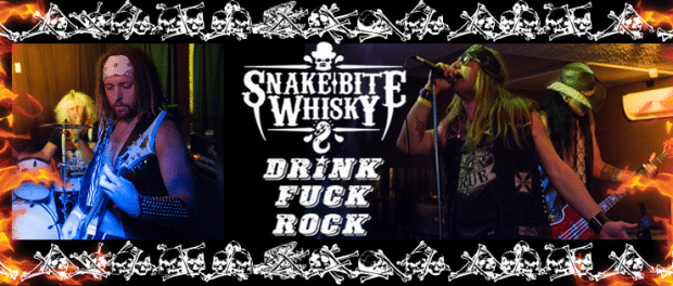Snake Bite Whisky cover