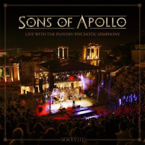 Sons of Apollo – 'Live With The Plovdiv Psychotic Symphony' (Aug. 30, 2019)