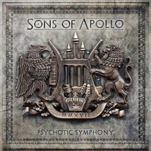 Sons Of Apollo – 'Psychotic Symphony' (October 20, 2017)