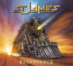 St James album cover