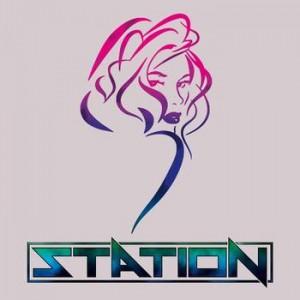 Station CD cover