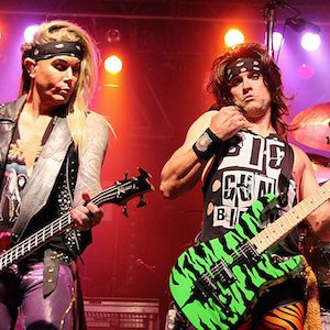Steel Panther live at The Myth Nightclub in Maplewood, Minnesota, USA Concert Review