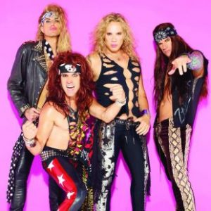 Steel Panther sign deal for scripted comedy series