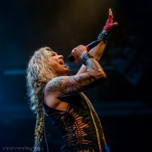 Steel Panther live at The Fillmore in Silver Spring, Maryland, USA Concert Review