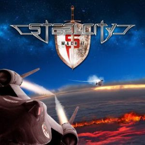 SteelCity to release sophomore album 'Mach II' via Perris Records on March 20th